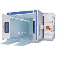 Car Spray Booth (C-200B) Manufactures