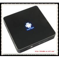 Android Internet TV Box HDD Player 1080p Manufactures