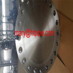 ASTM B564 UNS N04400 nickel  alloy steel blind flange Manufactures