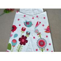 China Reactive Printed Kids Hooded Beach Towels 100% Cotton OEM Accepted wholesale