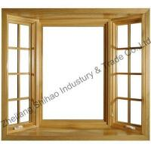 Wood-Aluminum Folding Window (AW 005) Manufactures