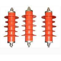 Quality Over Voltage Metal Oxide Gapless Lightning Arrester Ceramic For Electric Railway Systems for sale