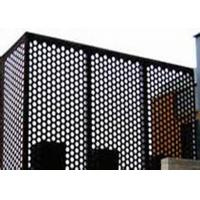 Hollow Engraved /Perforated Aluminum Panel For Cladding Wall Decoration