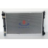 Aluminum Auto Radiator Of Benz C230 / C240 / C320 2000 , 2004 AT OEM 2035000503 2035001003 Manufactures