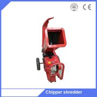 6.5HP gasoline engine Drive Chipper small tree branch chipper for garden Manufactures