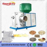 The second generation industrial biomass burner with CE & ISO Manufactures