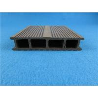 2900mm Wood Plastic Composite WPC Decking With Square Hollow ISO SGS Manufactures