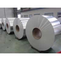Smooth Surface Rolled Aluminium Coil Sheet 0.2 - 3.0 Mm Thickness With Film Manufactures