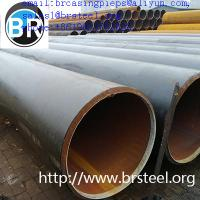 astm a333 schedule 80 lsaw straight welded pe lined drainage steel pipes,42 inch large diameter carbon steel pipes, api Manufactures
