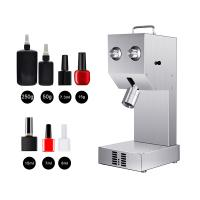 free spare parts capping machine for nail salon gel polish plastic bottle glass bottle Manufactures