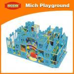 Kids Indoor Playground Equipment (2086B) Manufactures