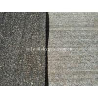China Sound Barrier Laminate Flooring Underlay , 250%Min Natural Cork Rubber Sheets on sale
