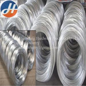 16 gauge hot dip galvanized wire