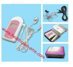 China Pocket Fetal Doppler With Display on sale