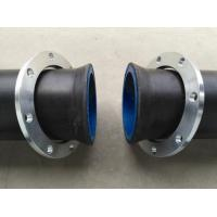China patent flared hdpe pipe for dredge project on sale