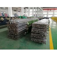 Buy cheap CK45 Hard Chrome Plated Bar F7 20-30 Micron Length 1000-8000MM from wholesalers