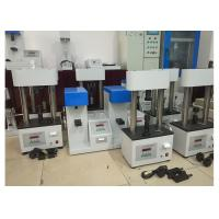 Quality Air Permeability Foundry Sand Testing Equipment 110*27 Mm Disk Size Gas Evolution Tester for sale