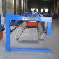 China European Style Corrugated Roof Roll Forming Machine / Roof Sheet Making Machine on sale
