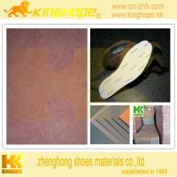 Buy cheap insole fiber sheet from wholesalers