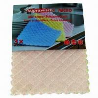 Microfibre Cleaning Pad, Soft and Durable Manufactures