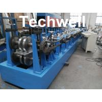 CZ Purlin Roll Forming Machine Quick Interchangeable Type for Making C/ Z Shaped Purlin Sheet Manufactures