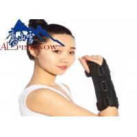 Medical Wrist Splint Support Brace Fractures Carpal Band For Band Strap Protector Manufactures