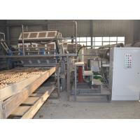 Low Noise Durable Egg Carton Making Machine , Paper Egg Carton Forming Machine Manufactures