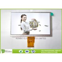 China High Resolution 1024 * 600 9.0 Inch TFT LCD Display With 50 Pin RGB Interface on sale