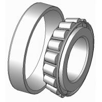 Miniature Small Taper Roller Bearing Tapered Needle Bearing E126097/126151CD Manufactures