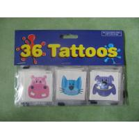 Glitter Temporary Tattoos (STK-TS-801) Manufactures