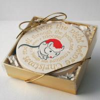 China Paper box for gift. coasters sets of 6 on sale