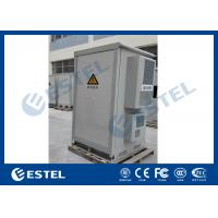 Weatherproof Outdoor Communication Cabinets Single / Double Wall DDTE081 Manufactures