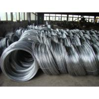 China High Performance 45# 55# Zinc Coated Steel Wire Strand For Fixed Object And Drift Bolt on sale