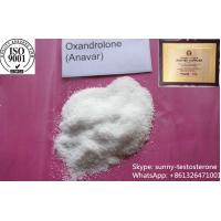 Quality CAS 53-39-4 Oral Anabolic Steroid Powder Anavar Oxandrolone For Fat Burning for sale