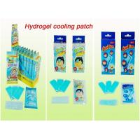 China baby fever cooling gel patch on sale