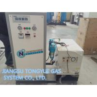 95%-99.9995% Purity Laboratory Nitrogen Generator -40 Degree Dew Point Manufactures