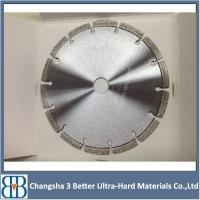 China diamond circular saw blade for marble granite concrete