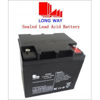 12Volt 38AH 10hr toy cars rechargeable UPS battery supplier Manufactures