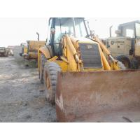 China 2005 used backhoe jcb 3cx  with hammer on sale