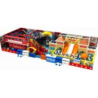 China cheap kids play equipment children park indoor soft playground for shopping mall on sale