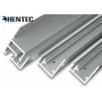 Rohs And ISO Solar Panel Frames Aluminum With Screw Joint / Corner Key Joint Manufactures
