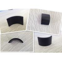 Quality Super Strong Arc Neodymium Segment Magnets N38 For Loudspeakers / Speakers for sale