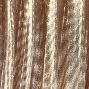 China Fashion Design Decorative Metal Sequin Fabric,Metal Sequin Cloth on sale