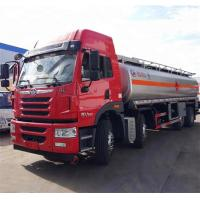 8*4 336hp 35CBM Diesel Oil Mobile Tanker Truck Aircraft Refueling Manual Transmission Type Manufactures