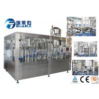 Rotary 5L - 10L Water Bottle Washing Filling Capping Machine Manufactures