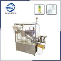 effervescent tablet straight-tube packaging machine for SGS/GMP/CE (BSP40B) Manufactures