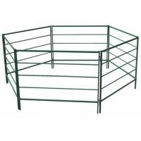 Free Standing Horse Corral Panels For Ranch High Tensile Steel Material Manufactures