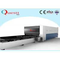 Carbon Steel Aluminum Sheet Metal Cutting Machine 500W To 6KW CE Certificate Manufactures