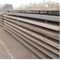 Bare Wear Resistant Hot Rolled Steel Plate Low Carbon For Boiler , Marine Manufactures