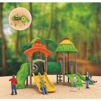 China new design toddler outdoor playground sets kids outside play fort on sale